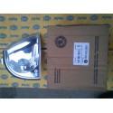 Фонарь указателя поворотов левый прозрачный HELLA - 2BA006386071, 4A0953049B